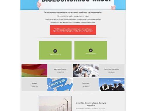 Bioeconomics Msc