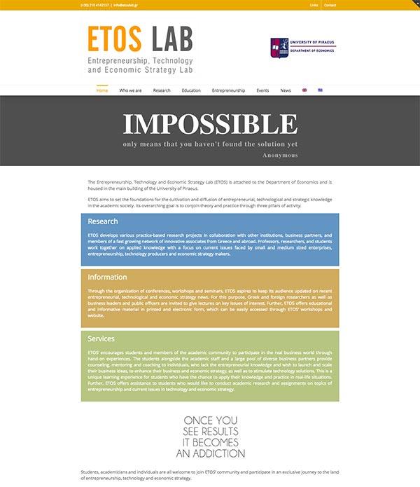 Etos Lab